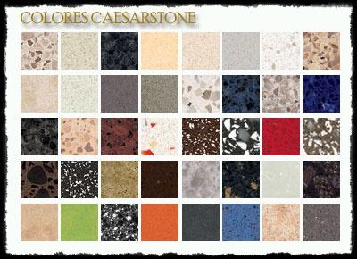 Sa balear colores silestone for Silestone colores